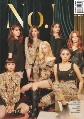"k-POP CLC 8TH MINI ALBUM ""No.1"" [ 1 PHOTOBOOK + 1 CD ]"