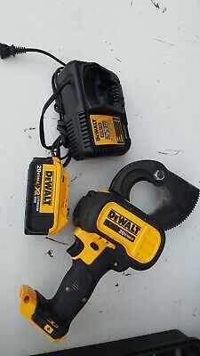 DEWALT DCE150B 20V MAX Cordless Cable Cutting Tool, 1 Battery.