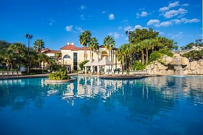 Sheraton Vistana Resort Spa Villa Florida Fl  Timeshare 2 Bedroom