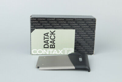 Contax T2 SILVER Back Cover Film Door Replacement Parts