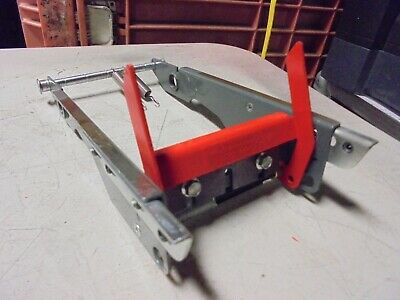 """3M Accuglide 3 Taping Head 10800 3"""" Tape Cutter Assembly & Guard with Good Blade"""