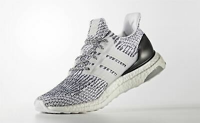 official photos e8337 92a24 Adidas Ultraboost Chaussures Course Hommes Blanches Gris Course Jogging
