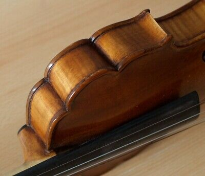 "Very old labelled Vintage violin ""Castelli"" fiddle 小提琴 скрипка Geige"