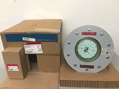 New Eaton Crouse Hinds EVLL7LCJ50/UNV1 Hazard-Gard LED Luminaire