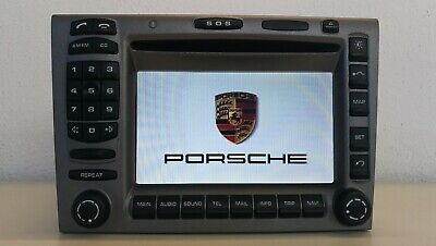 Reparatur Porsche 997 Navi PCM 2.1 RDW Navigation BE6691 Repair Service