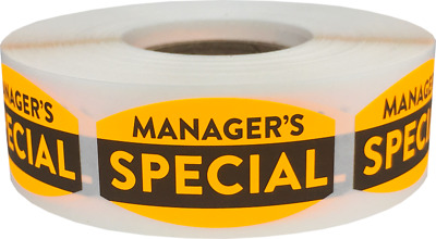Select Quality Pork Grocery Stickers 0.75 x 1.375 Inches 500 Labels on a Roll