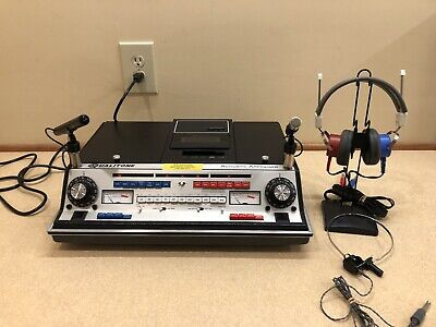 Qualitone AAJ, Portable 2 Channel Audiometer with Current Calibration Cert.