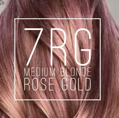 NEW! GUY TANG #Mydentity MEDIUM ROSE GOLD - 7RG