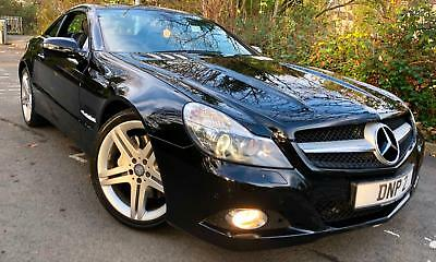 Mercedes-Benz SL350 3.5 7G-Tronic SL350 [315]**ONLY 15,810 MILES FROM NEW!**