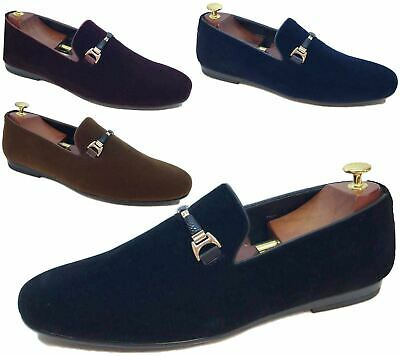 Mens Loafers Mocassin Boat Deck Shoes Flat Slip On Driving Casual Smart Pumps