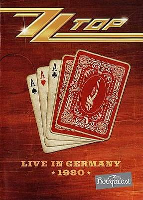 ZZ Top: Live in Germany 1980 (DVD)