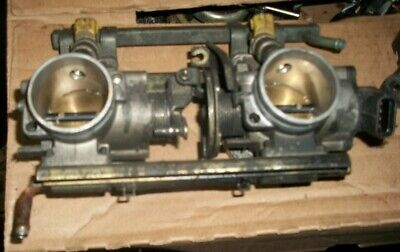 2006 Arctic Cat F7 snowmobile sled  throttle body assembly