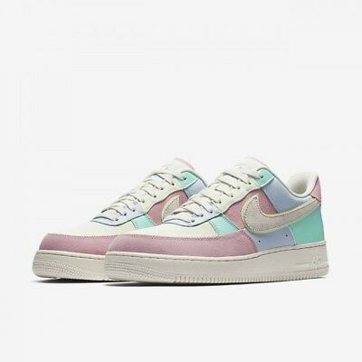 free shipping 491af 137ff NIKE AIR FORCE 1 Low Easter Spring 2018 Blue AH8462-400 Blue Size Size 15