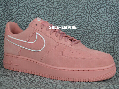 Nike Air Force 1 High Suede Particle PinkRose Particule AA1117 600 Casual Shoes