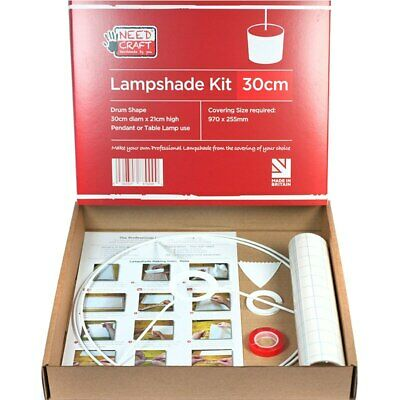 Lampshade Kit 30cm By Need Craft Professional Sewing Craft DIY Home Decor