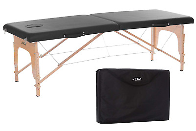 NEW Lightweight Portable Massage Table Physiotherapy Sports Massage Beds Plinths
