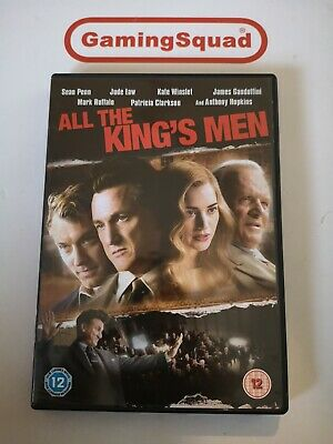 All the King's Men DVD, Supplied by Gaming Squad