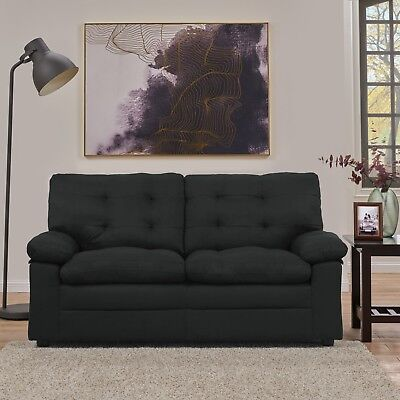 Apartment Sofa Home Comfort Couch Seat Furniture Office Living Room Coil Seating