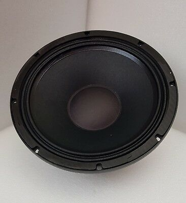 "Faital 12FH500 12"" High Output Driver Speaker"