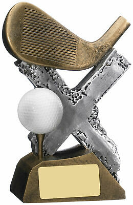 Extreme Golf Cup Trophy Golfer Award 2 sizes FREE ENGRAVING & P&P