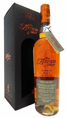 Arran - Fontalloro Red Wine Cask Finish 8 year old  Whisky