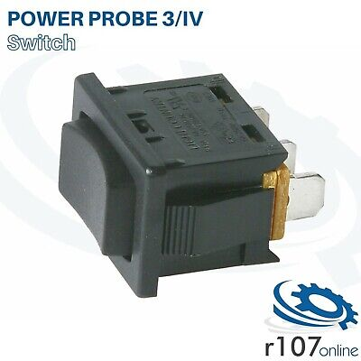Power Probe III 3 IV 4 Replacement Rocker Switch PN005.