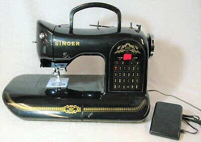 Singer Model 160 Computerized Sewing Machine 160th Anniversary Limited Edition