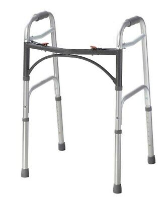 *BRAND NEW!* Folding Walker Aluminum Junior Youth Mobility Walkers *FREE S&H!*