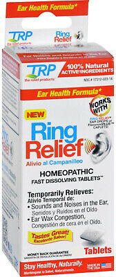 Ring Relief, The Relief Products, 50 tablet