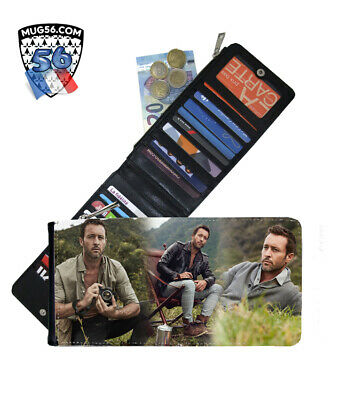 alex o'loughlin #003 hawaii five-0 card holder porte cartes