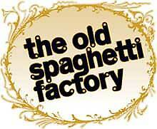 Dinner for two (2) at The Old Spaghetti Factory! YUM!