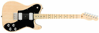 Fender American Pro Telecaster Deluxe Natural Maple