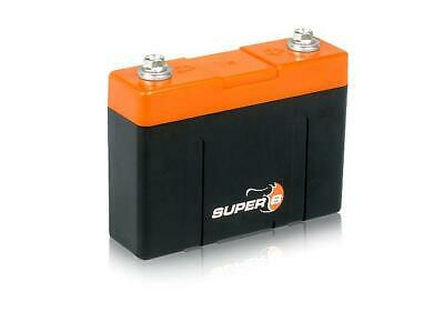 Aimsb12V2600P-Ac Super B Lithium Kart Battery