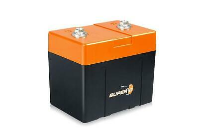 Aimsb12V7800P-Cc Super B Motorsport Lithium Race Car Battery