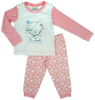 Girls Pyjamas Baby Pjs Me To You Tatty Teddy Bear Dreamer Toddler 6 to 24 Months