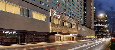 One (1) Night Stay including Breakfast for Two in a Fairmont Room in Montreal
