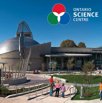 Two (2) Tickets to the Ontario Science Centre