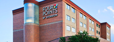 One (1) Night FREE stay at Four Points by Sheraton in Winnipeg South