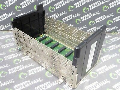 USED Allen Bradley 1756-A7/B ControlLogix 7 Slot Rack Chassis Rev. A01