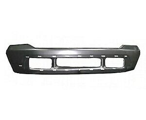 1999 2000 2001 2002 2003 2004 Ford F250 F350 Front Primer Bumper w/Valence holes