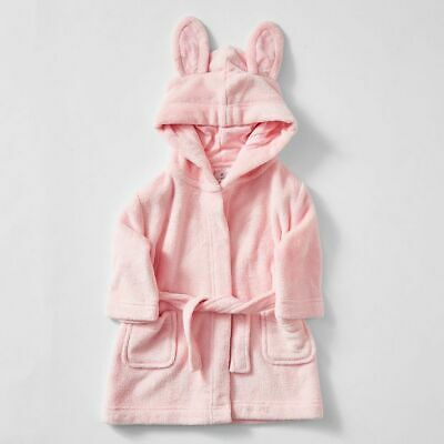 NEW Baby Bunny Hood Dressing Gown