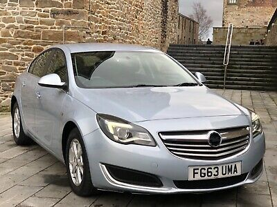 ✅ 2013 63 Vauxhall Insignia Design Cdti Eco Flex + Led Lights + Full Service