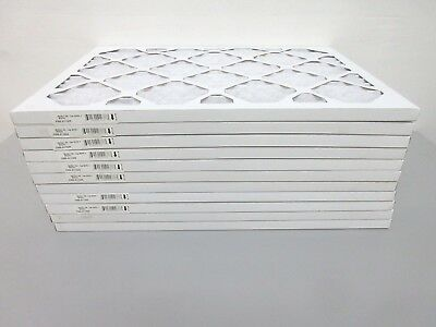 "Lot of 11 New M7 Pleated 18"" x 25"" x 1"" Air Filters"