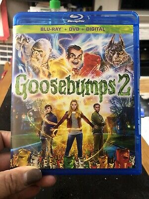 Goosebumps  2 2018 Buray+DvD