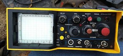 Sonatest Comparagage Digital Ultrasonic  Thickness Flaw Detector sitescan 110m