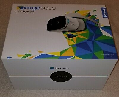 BRAND NEW Lenovo Mirage Solo Daydream Virtual Reality Headset - Moonlight Why