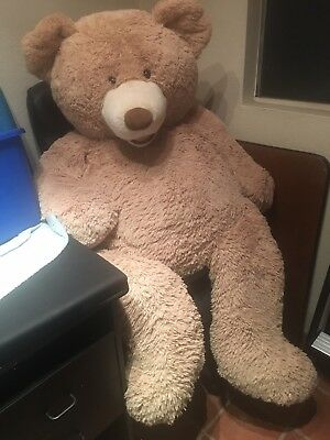 GIANT Stuffed Teddy Bear 5ft Plush. Local Pickup Only