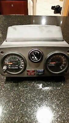 Polaris Cluster Pod RXL 650 Indy 94 Gauge Speedometer Tach Gas gauge Headlight