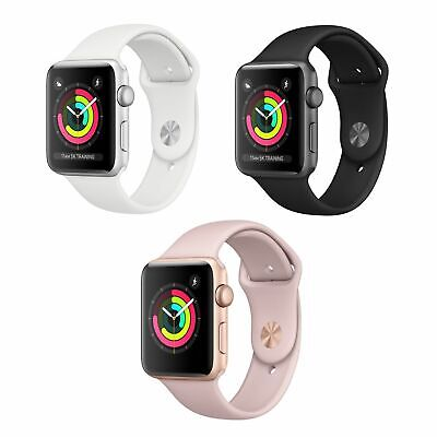 Brand new  Apple Watch Series 3  ( GPS, 38MM or 42mm )   Space Gray or Silver
