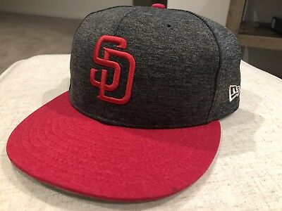 info for 483c6 45531 San Diego Padres PINK MOTHERS DAY FITTED HAT New Era 59FIFTY